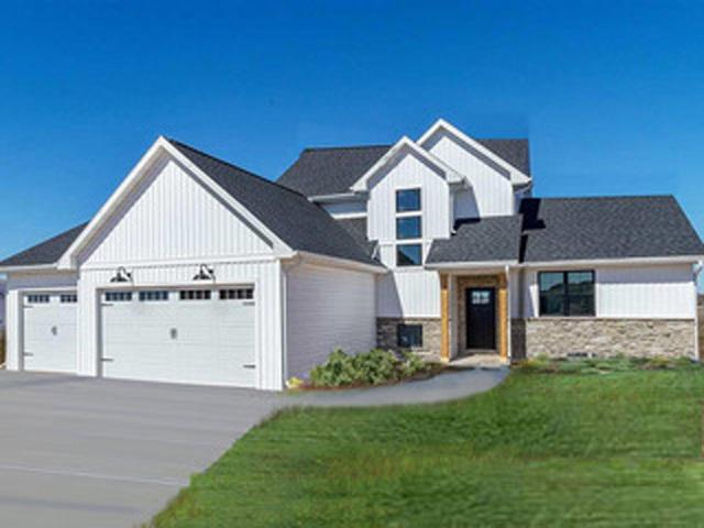 View Single-Family Home For Sale at W6836 DESIGN DRIVE, Greenville, WI
