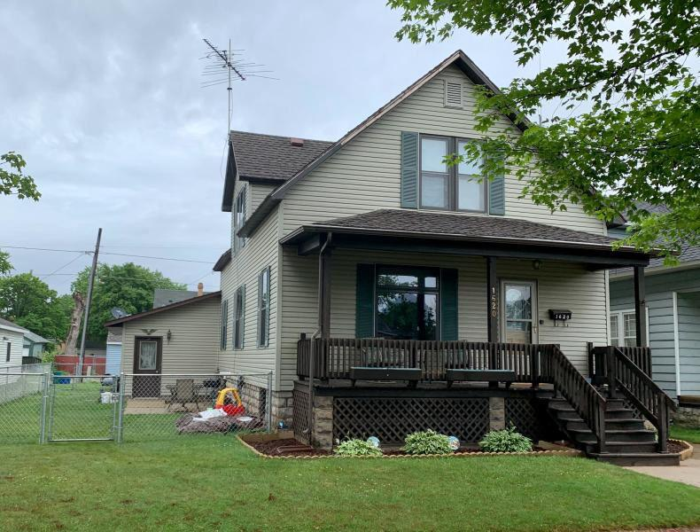 View Single-Family Home For Sale at 1620 MARY STREET, Marinette, WI