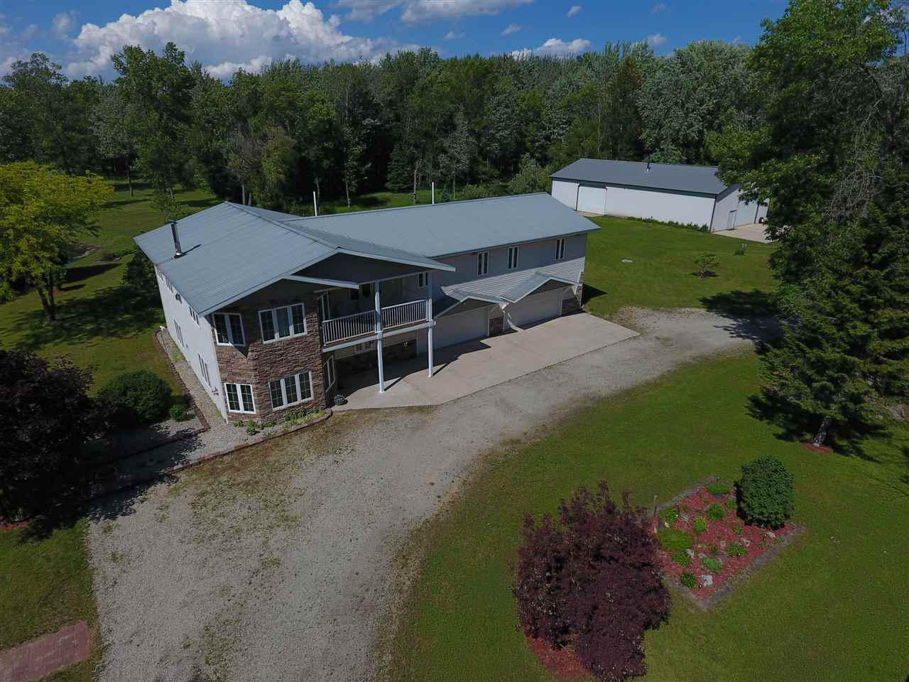 View Single-Family Home For Sale at N1191 HWY Y, Peshtigo, WI