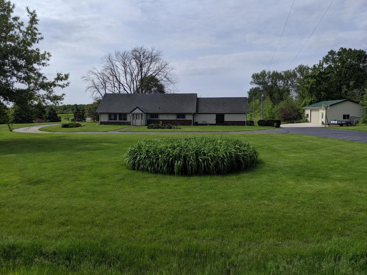 View Single-Family Home For Sale at 3587 W 6 1/2 Mile Rd, Caledonia, WI