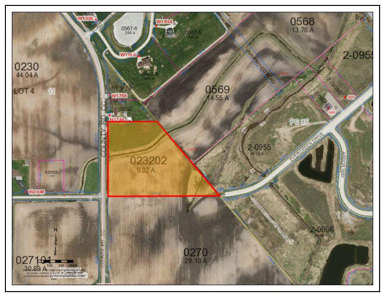 View Vacant Land For Sale at HWY CC, Kaukauna, WI