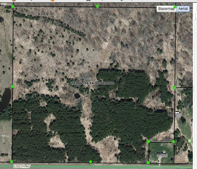 View Vacant Land For Sale at 39 Acres 100TH AVENUE, Cadott, WI