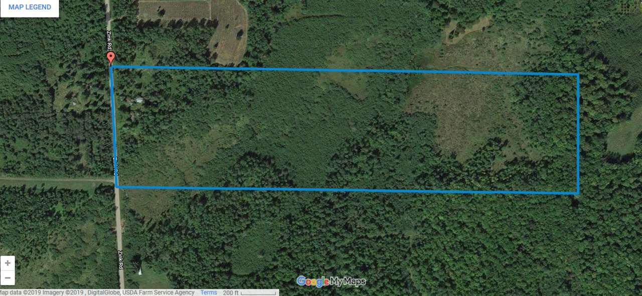 40 Acres 5736 ZINK ROAD
