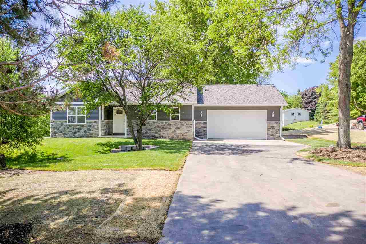 View Single-Family Home For Sale at W407 CROOK ROAD, De Pere, WI