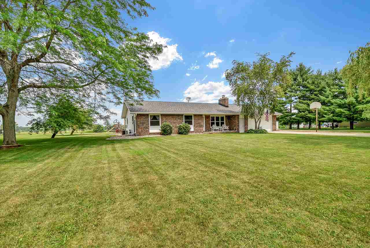 View Single-Family Home For Sale at W782 MULLEN DRIVE, Oneida, WI