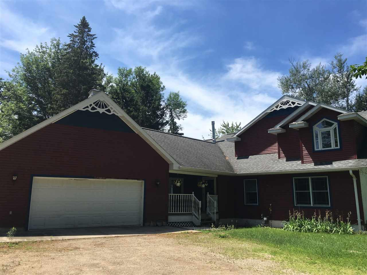 View Single-Family Home For Sale at N279 RIVER DRIVE, Menominee, MI