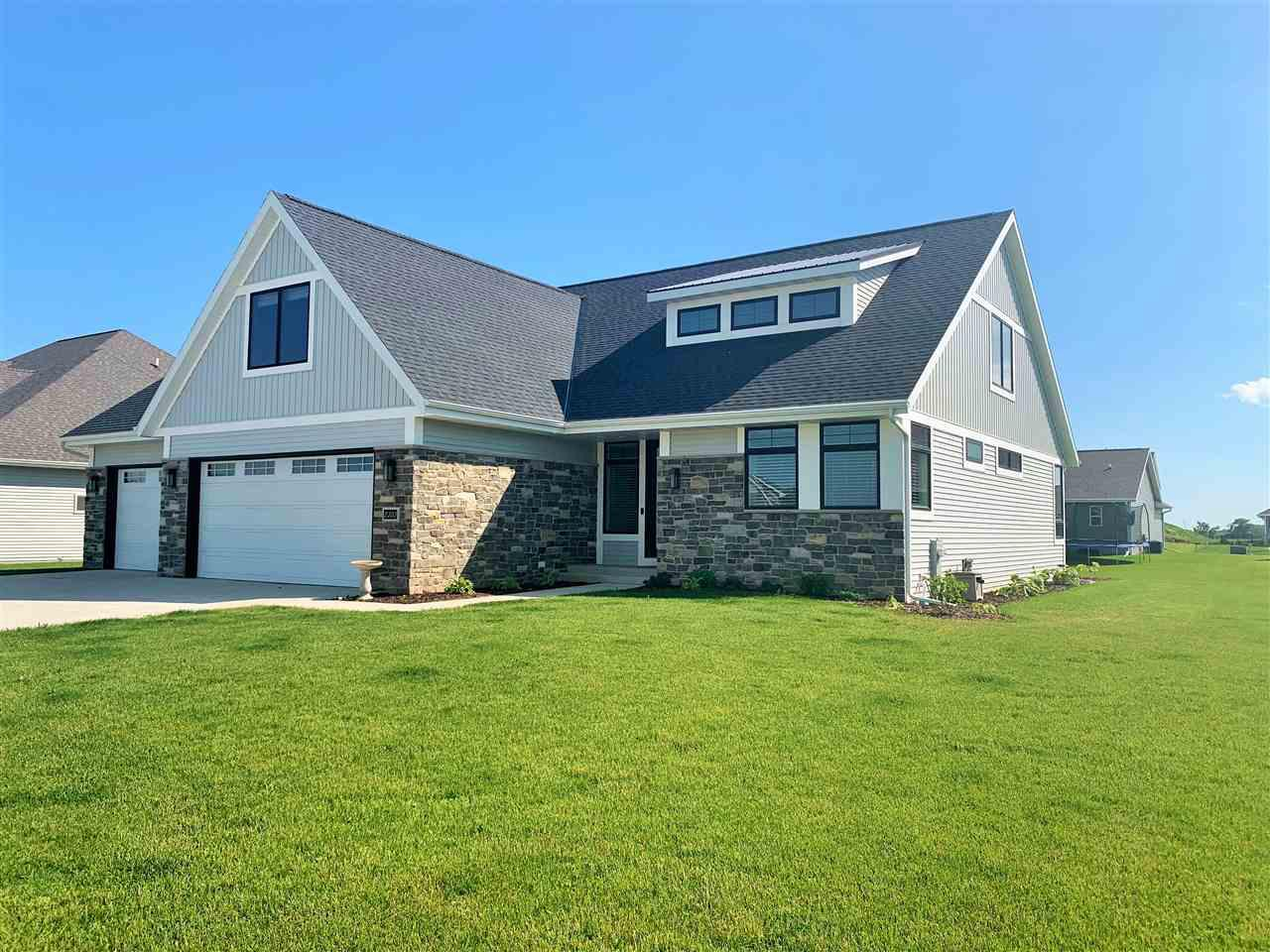 View Single-Family Home For Sale at 2303 GRINGOTTS WAY, De Pere, WI