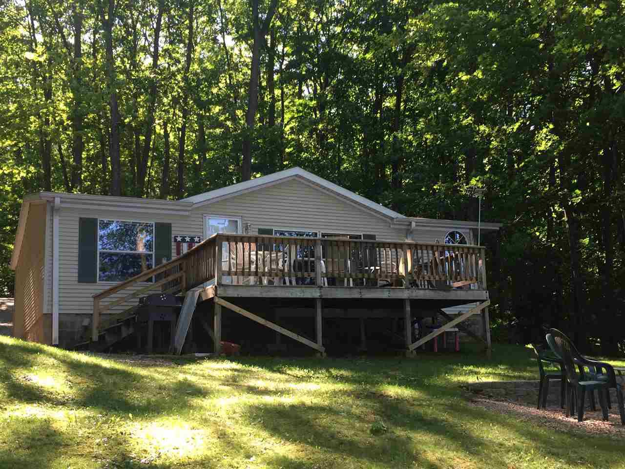 View Single-Family Home For Sale at N5316 45TH ROAD, Pound, WI