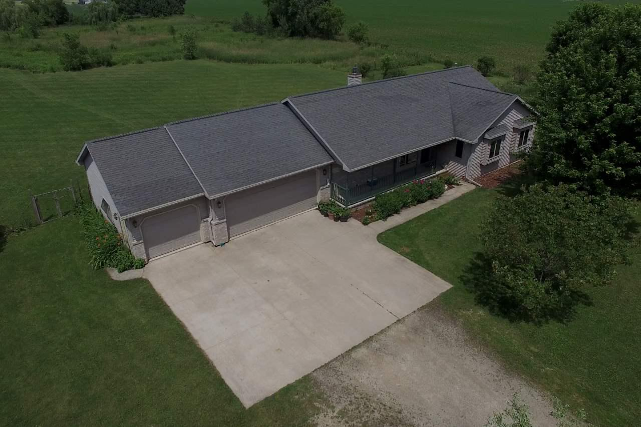 View Single-Family Home For Sale at W5610 FOREST ROAD, Black Creek, WI