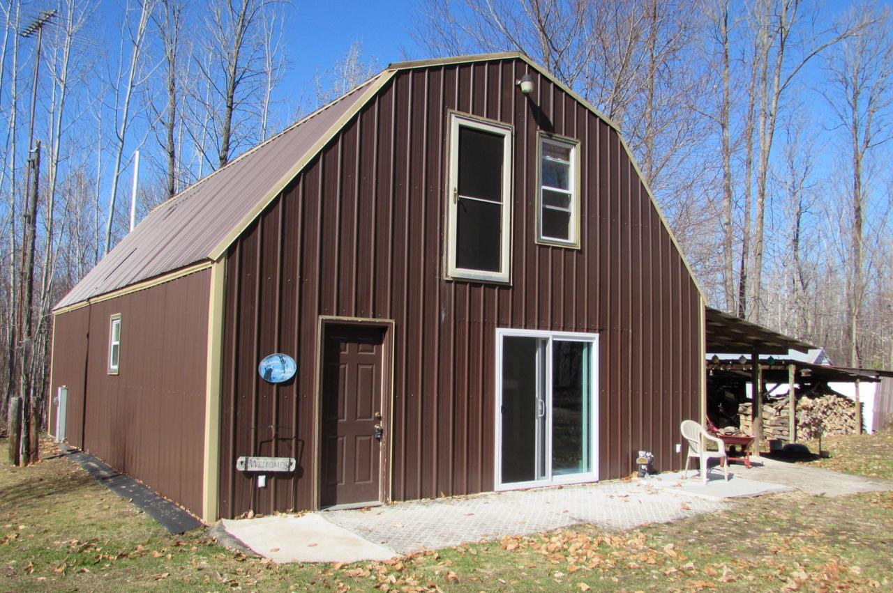View Single-Family Home For Sale at N16530 Marek Rd, Pembine, WI