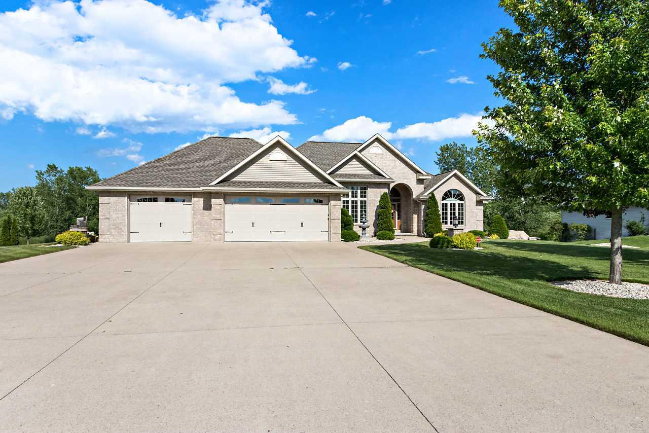 View Single-Family Home For Sale at 2968 SEAFARER WAY, Suamico, WI