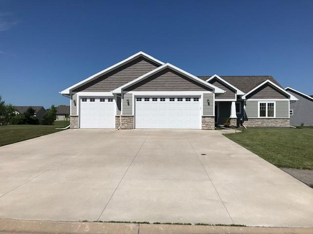 View Single-Family Home For Sale at N1009 SUMMER BREEZE LANE, Greenville, WI