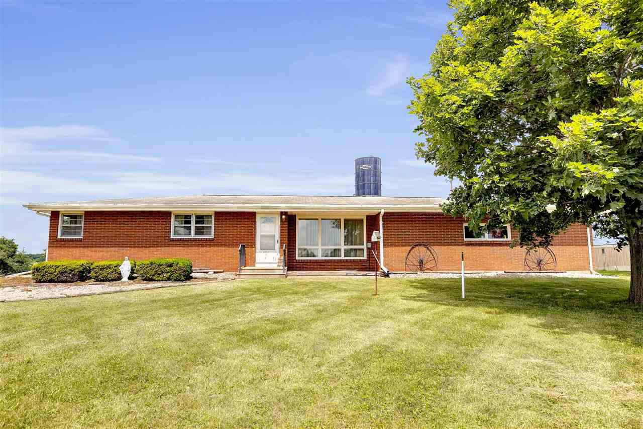 View Single-Family Home For Sale at W1002 FISH CREEK ROAD, De Pere, WI