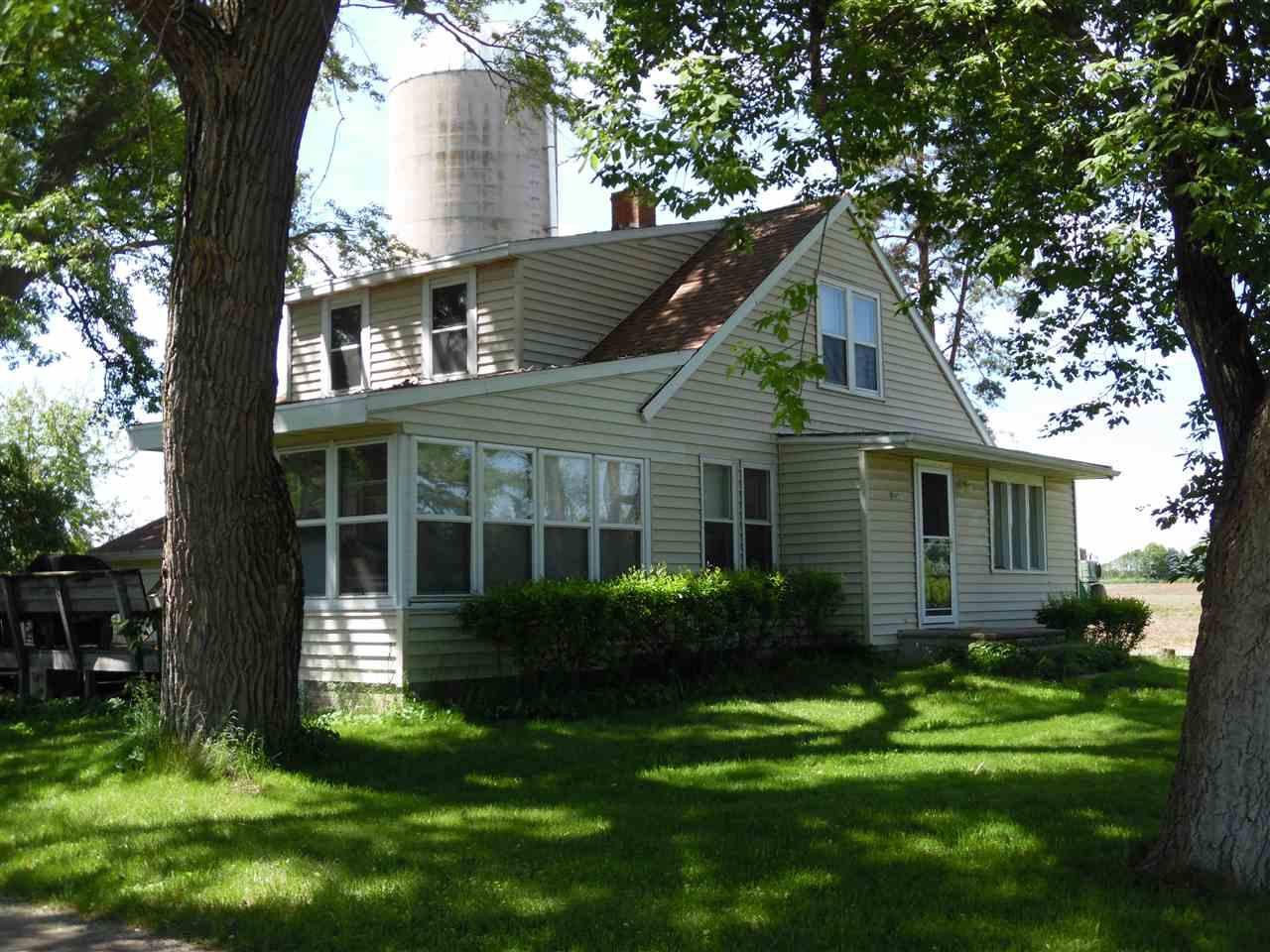 View Single-Family Home For Sale at N4505 HWY U, De Pere, WI