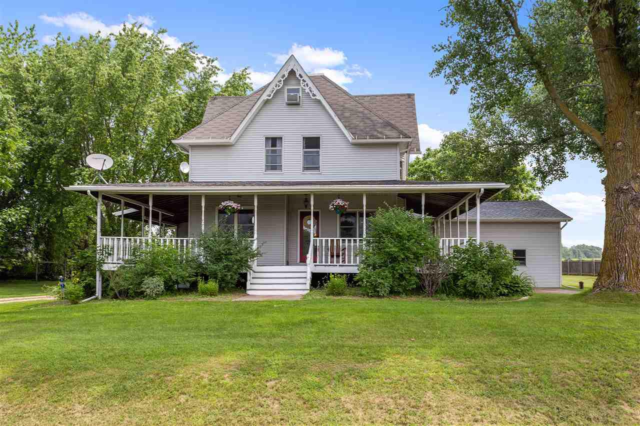 View Single-Family Home For Sale at W5506 HWY A, Black Creek, WI