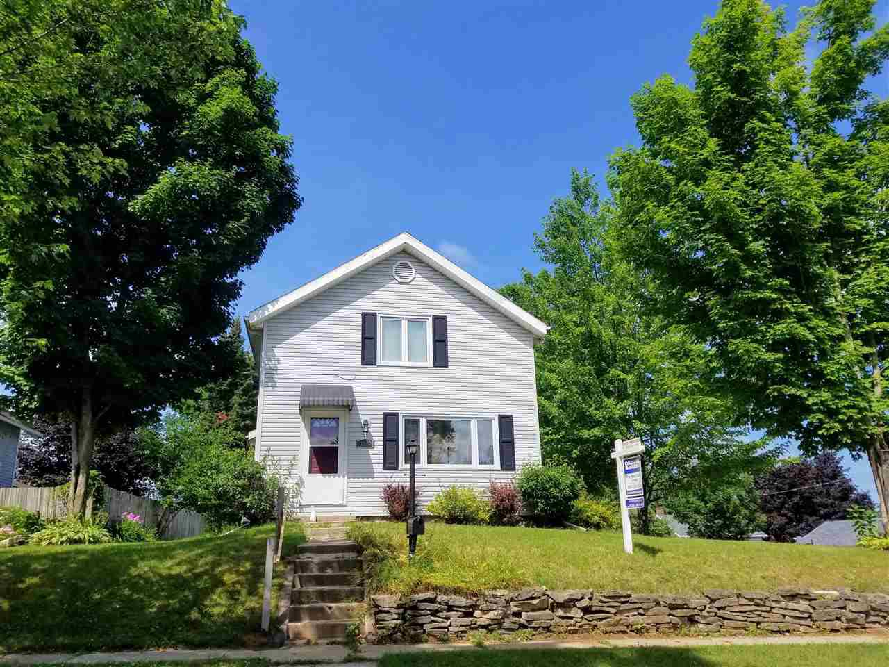 View Single-Family Home For Sale at 1103 S PEARL STREET, New London, WI