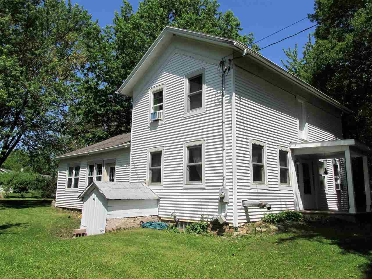 View Single-Family Home For Sale at N825 DEPOT ROAD, Fremont, WI