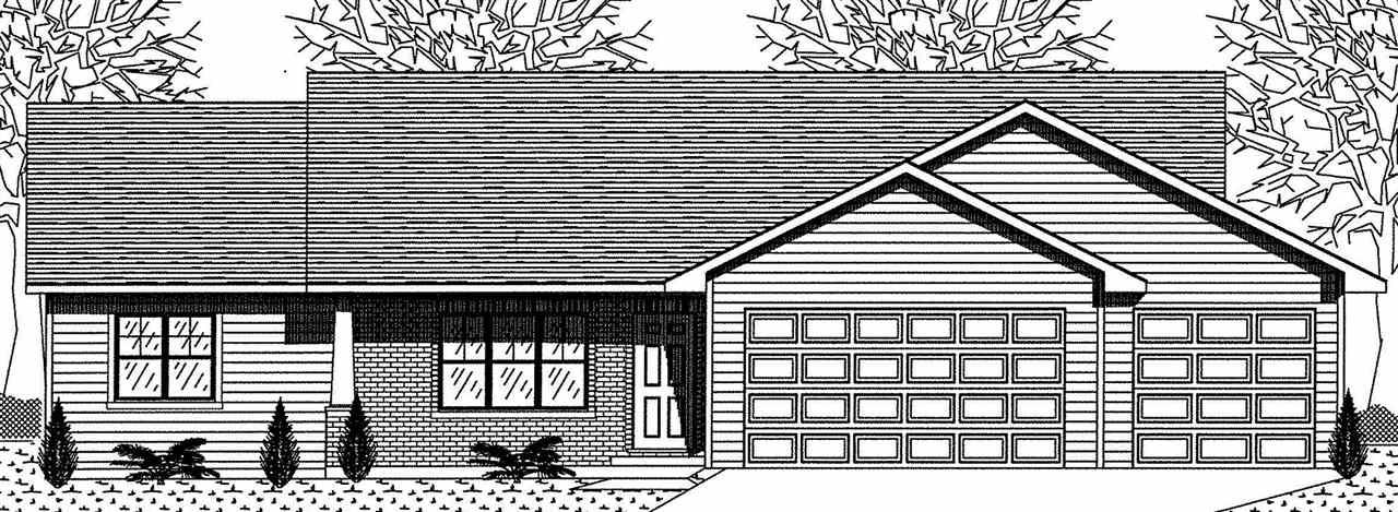 View Single-Family Home For Sale at 1306 CORAL REEF LANE, Howard, WI