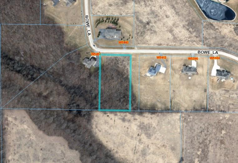 View Vacant Land For Sale at BOWE LANE, Fond Du Lac, WI