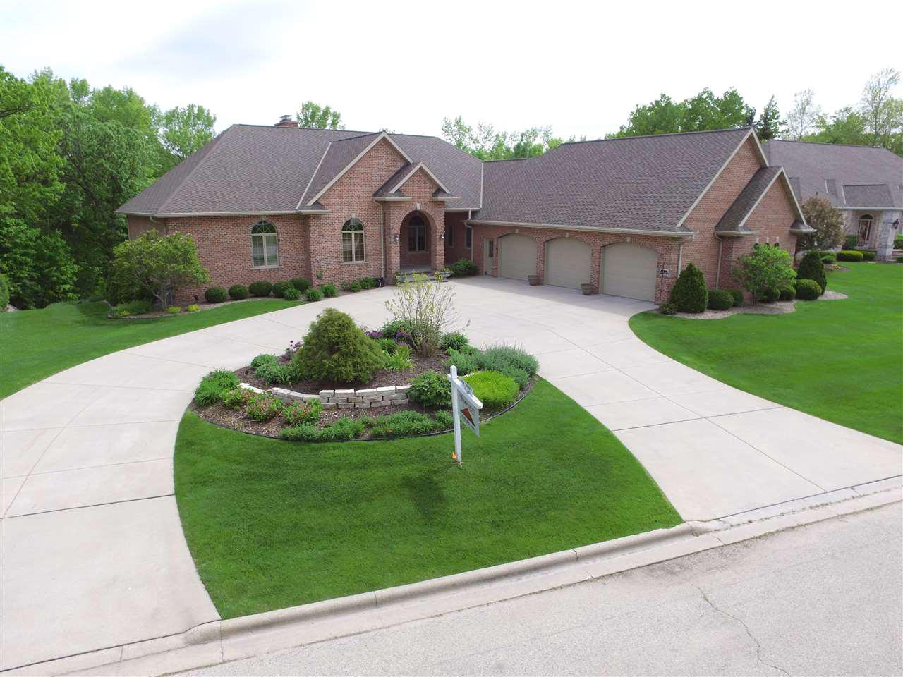 View Single-Family Home For Sale at 1431 FINCH LANE, Green Bay, WI