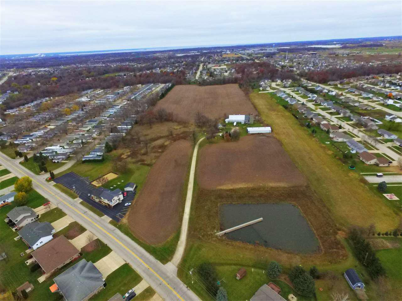 View Vacant Land For Sale at 3025 MANITOWOC ROAD, Green Bay, WI