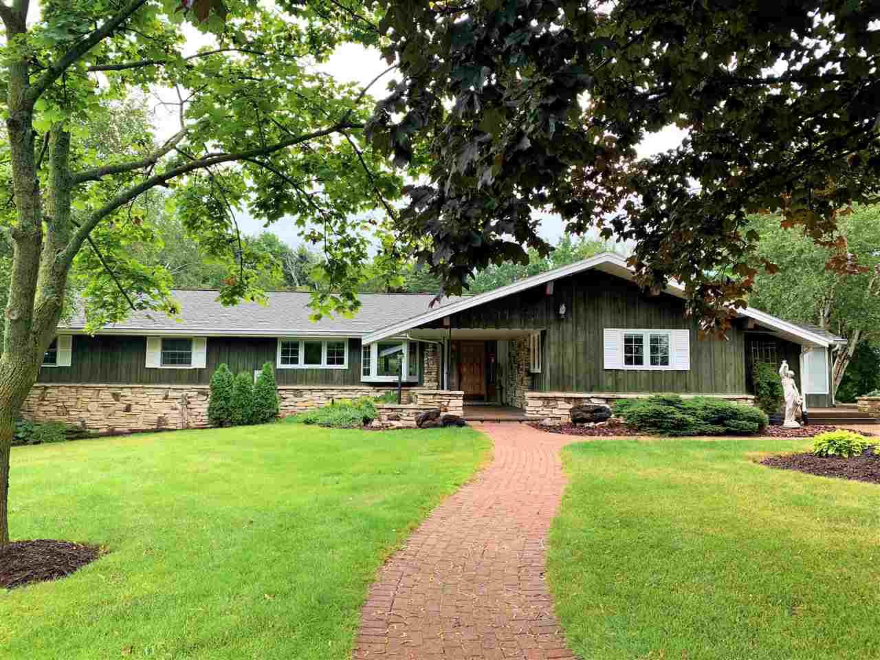 View Single-Family Home For Sale at 2654 KLONDIKE ROAD, Green Bay, WI