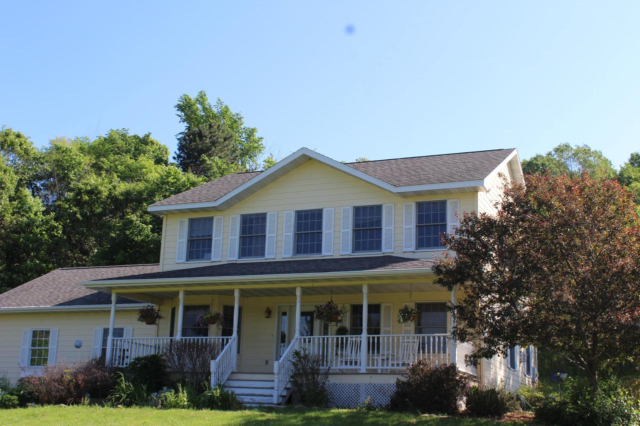 View Single-Family Home For Sale at 9034 Ebony Rd, Sparta, WI