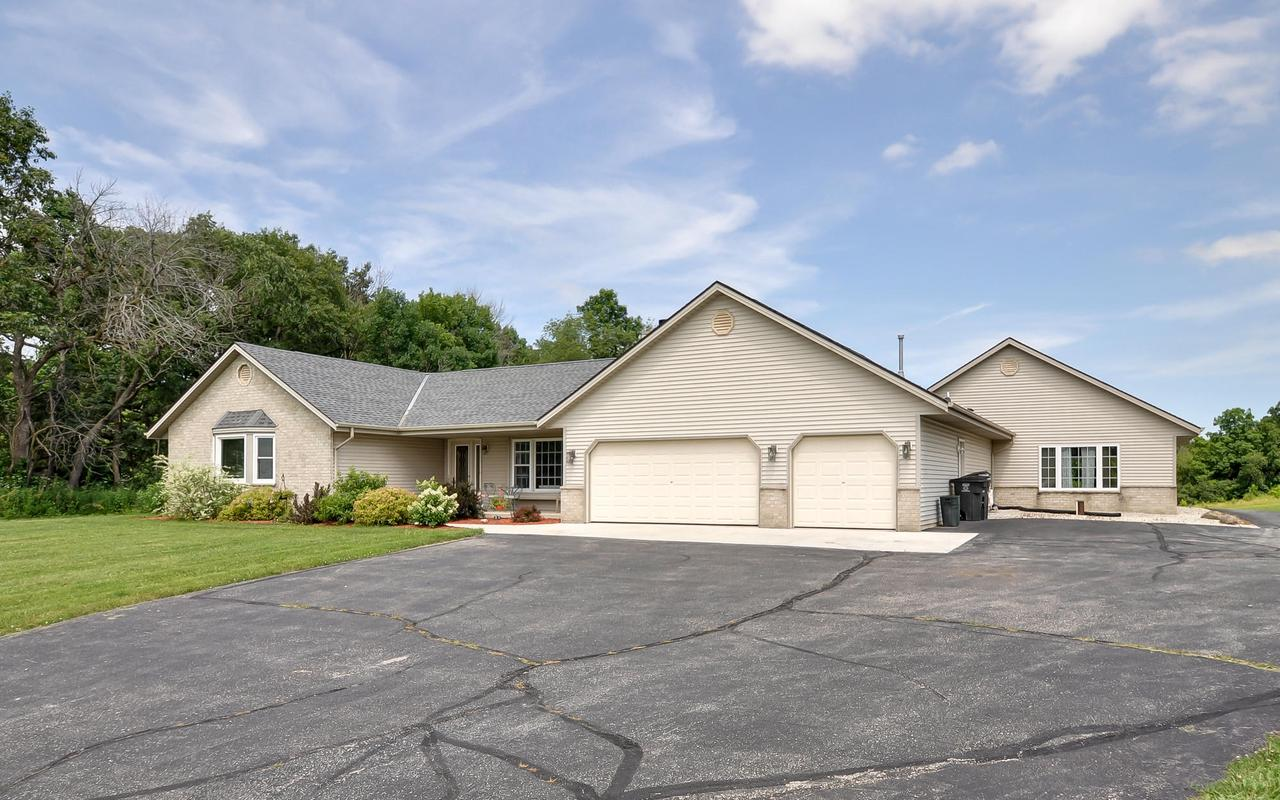 View Single-Family Home For Sale at 4433 Division Rd, Waterford, WI
