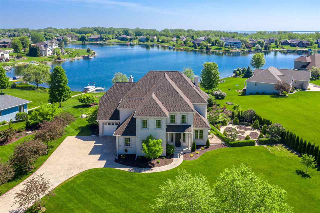 View Single-Family Home For Sale at 2982 HARBOR WINDS DRIVE, Suamico, WI