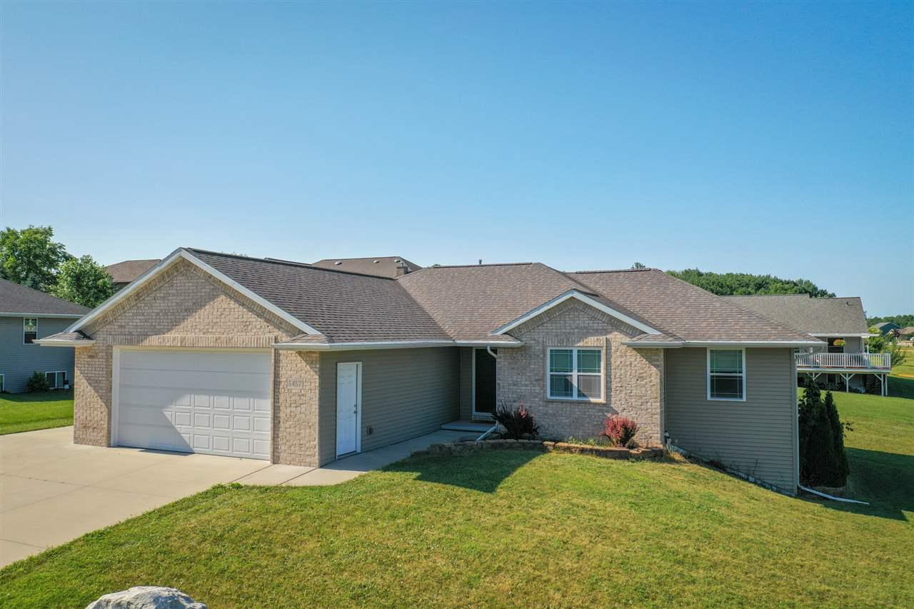 View Single-Family Home For Sale at 5457 NORTH AVE ROAD, Denmark, WI