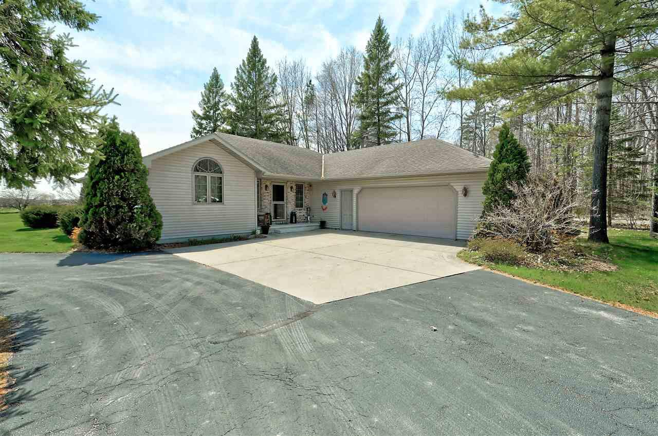 View Single-Family Home For Sale at 4461 BEECHNUT COURT, New Franken, WI