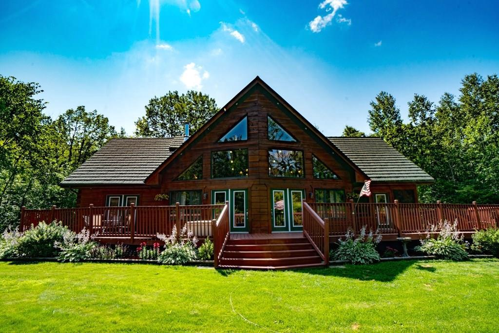 View Single-Family Home For Sale at 21779 County Highway DD, New Auburn, WI