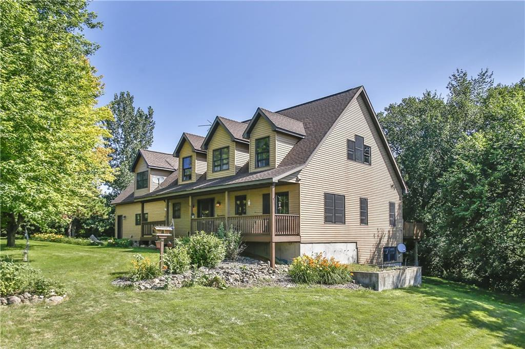 View Single-Family Home For Sale at N8554 County Road Y, River Falls, WI