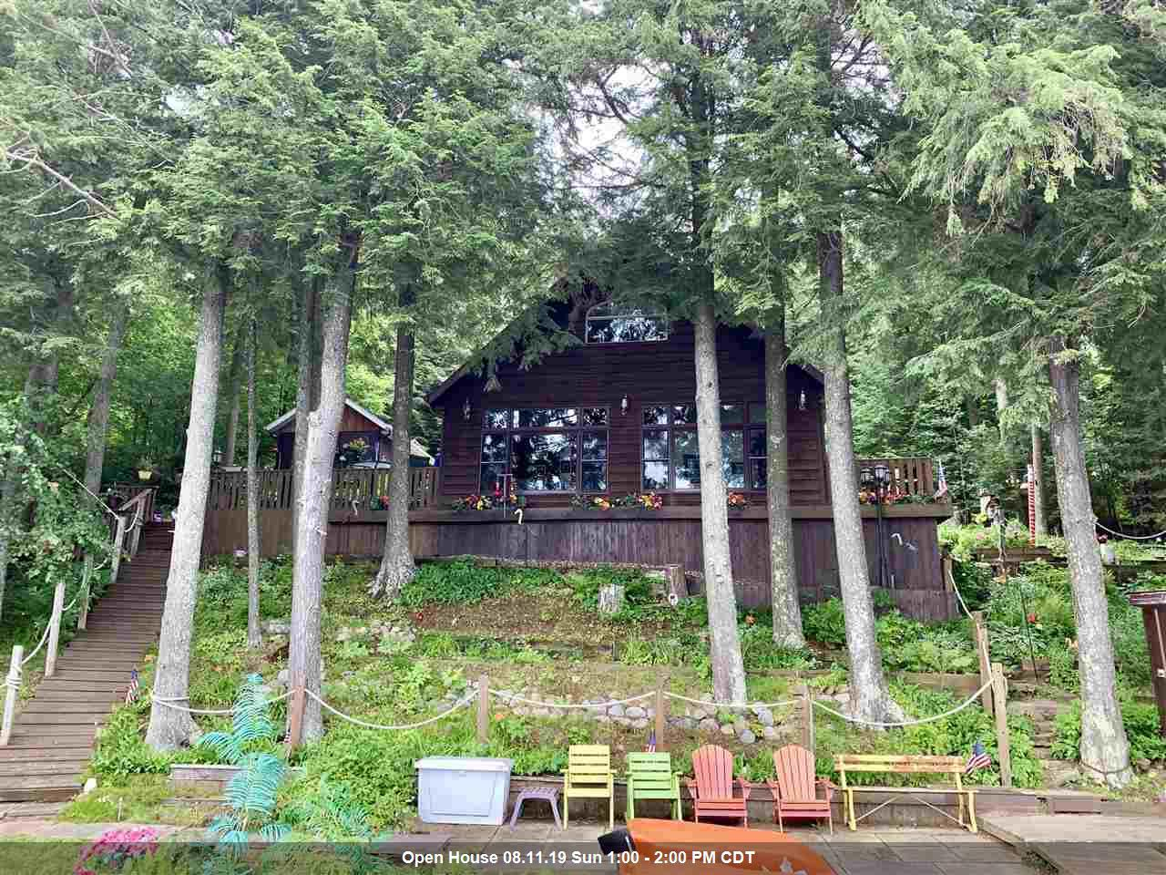 View Single-Family Home For Sale at 2236 SWITZERS POINT ROAD, Wabeno, WI