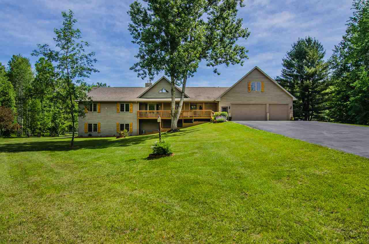 View Single-Family Home For Sale at 6812 COUNTY ROAD S, Sobieski, WI