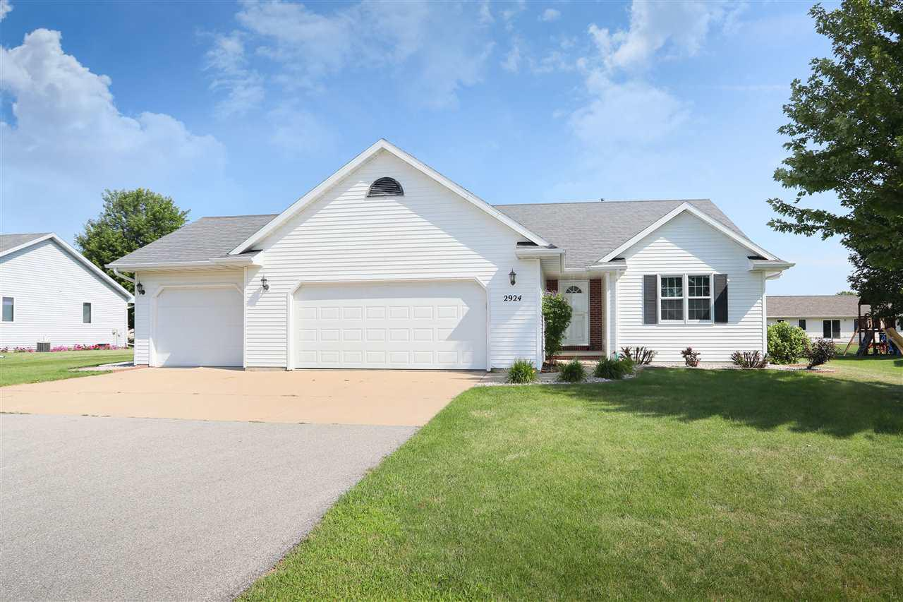 View Single-Family Home For Sale at W2924 STILLWATER TRAIL, Appleton, WI