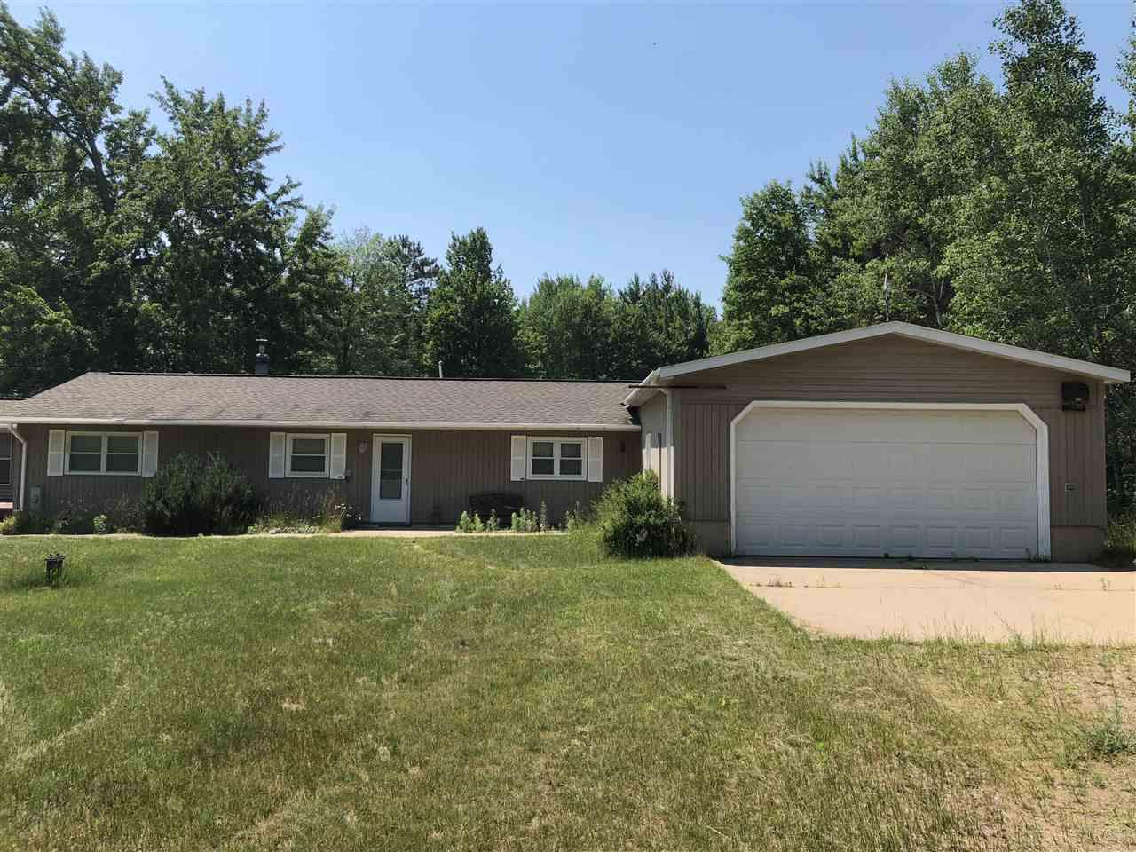 View Single-Family Home For Sale at N20601 HOBERT LANE, Marinette, WI