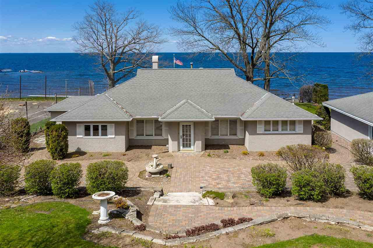 View Single-Family Home For Sale at 5901 SHORE ACRES ROAD, New Franken, WI