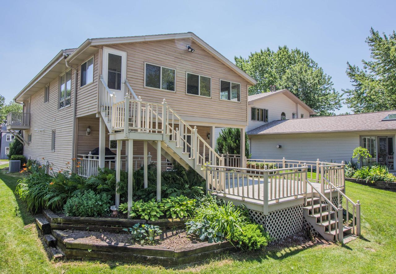 View Single-Family Home For Sale at 7416 E Wind Lake Rd, Wind Lake, WI