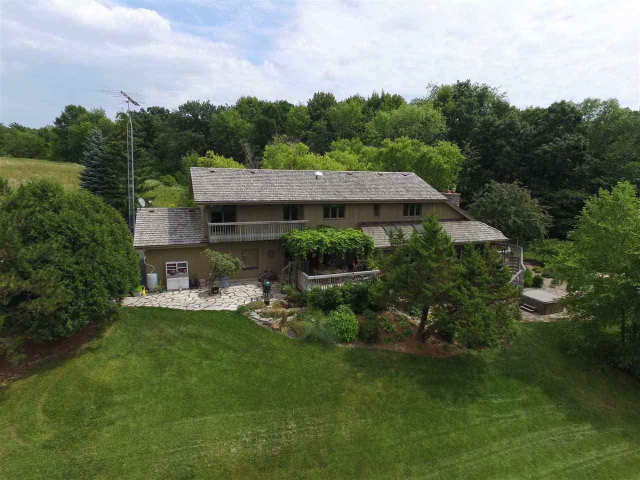 View Single-Family Home For Sale at W4147 Kiekhaefer Pky, Fond Du Lac, WI