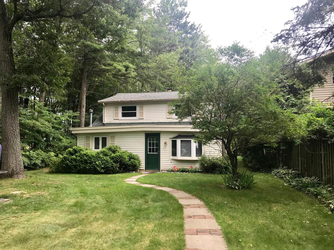 View Single-Family Home For Sale at N1166 Shore Dr, Marinette, WI
