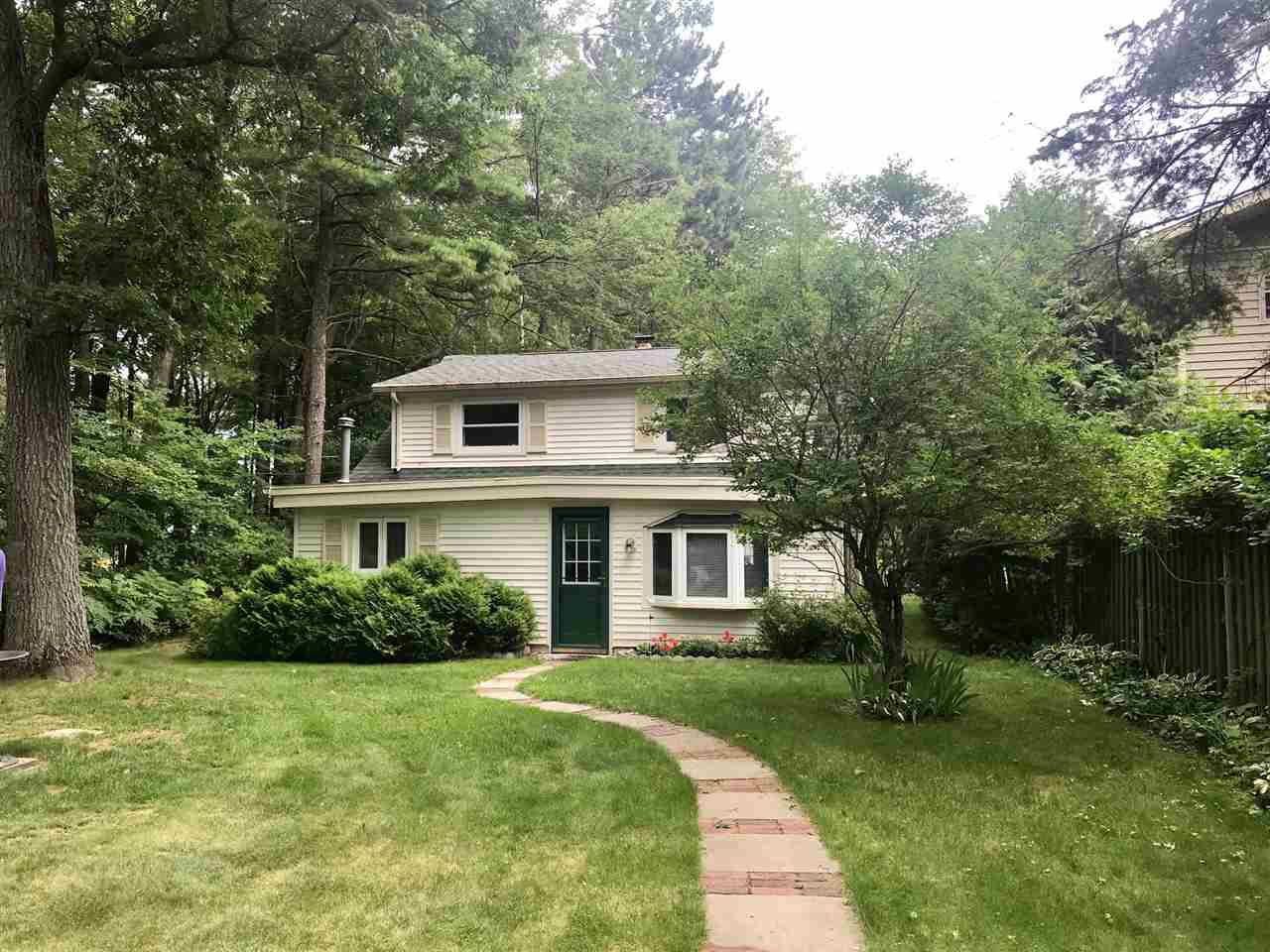 View Single-Family Home For Sale at N1166 SHORE DRIVE, Marinette, WI
