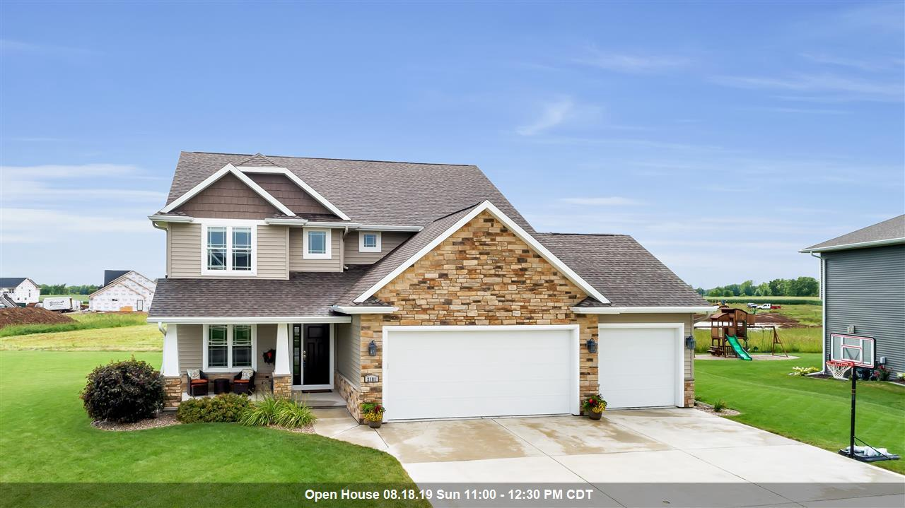 View Single-Family Home For Sale at 2181 ROWLING ROAD, De Pere, WI