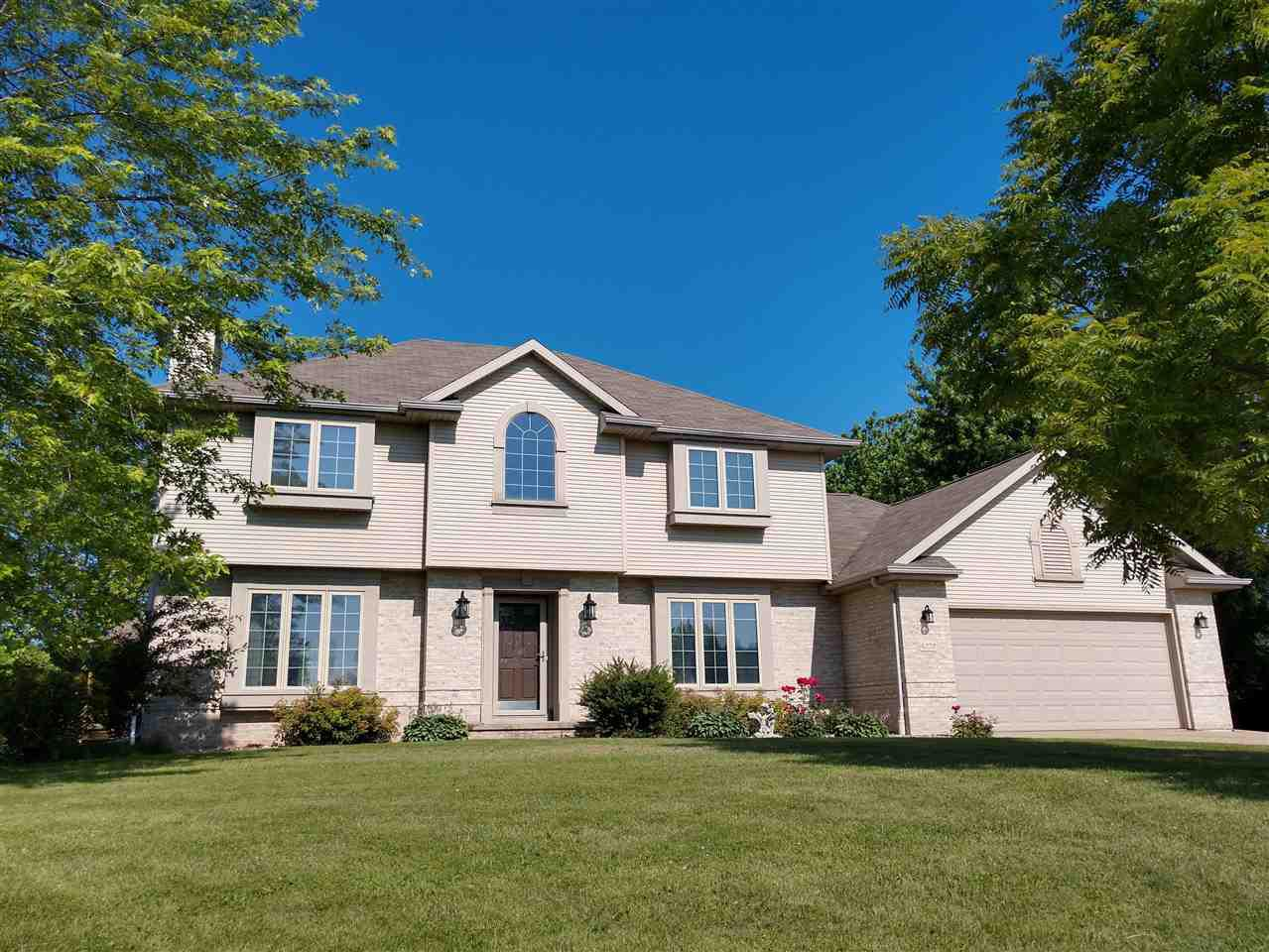 View Single-Family Home For Sale at 4072 OLD CAR COURT, De Pere, WI