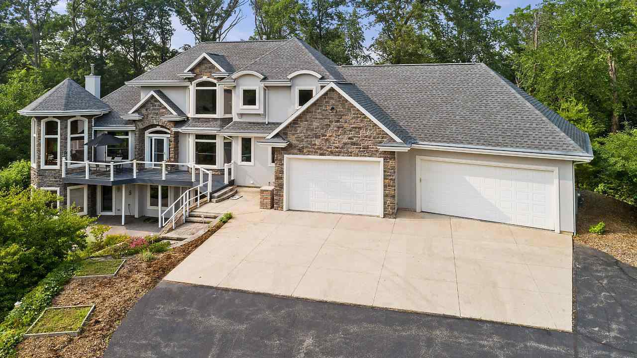 View Single-Family Home For Sale at 2462 AMOS MARY COURT, De Pere, WI
