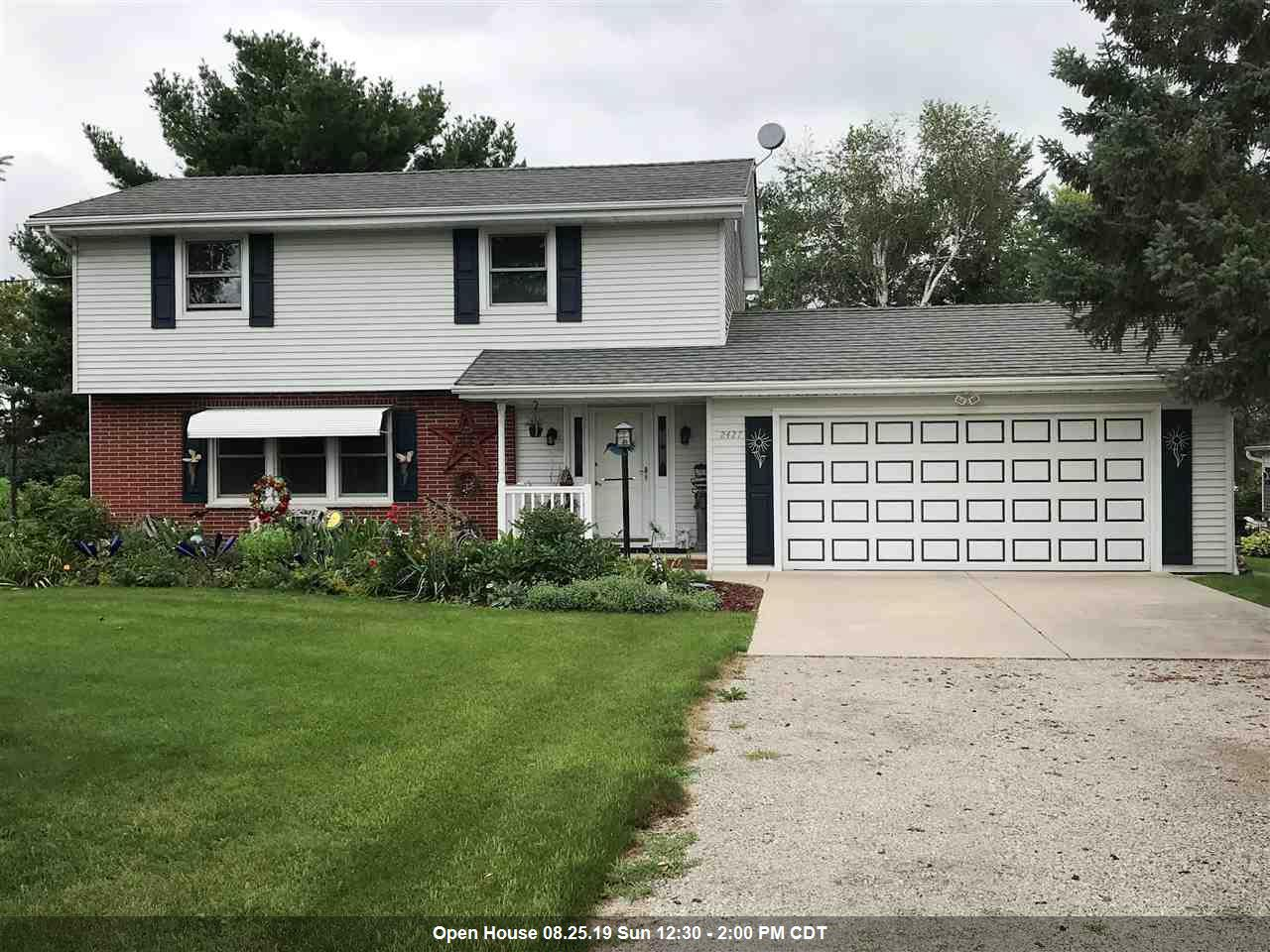 View Single-Family Home For Sale at 2427 HWY U, Green Bay, WI