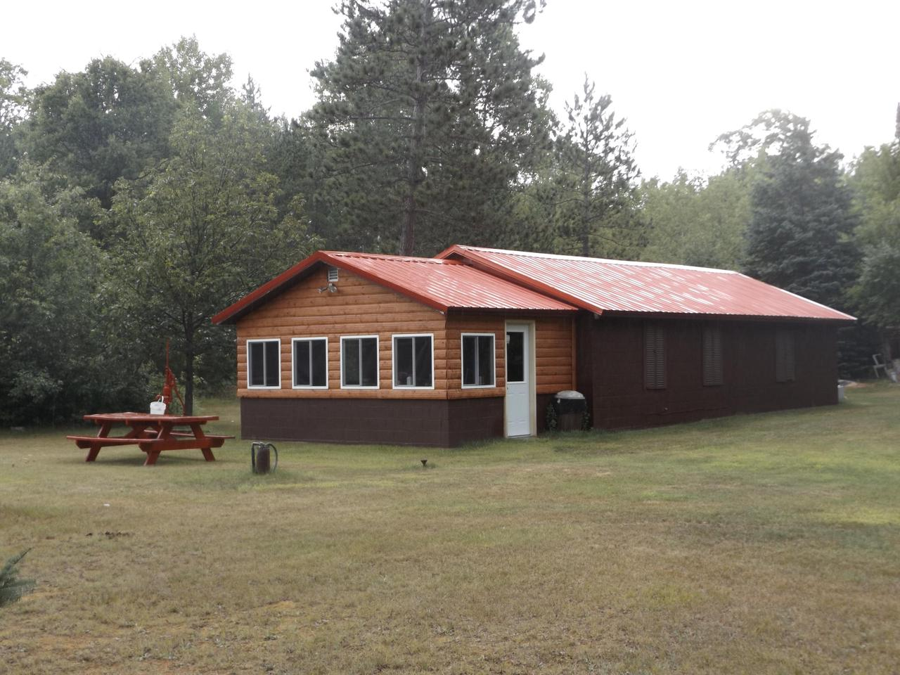 View Single-Family Home For Sale at N19530 Timms Lake Rd, Pembine, WI
