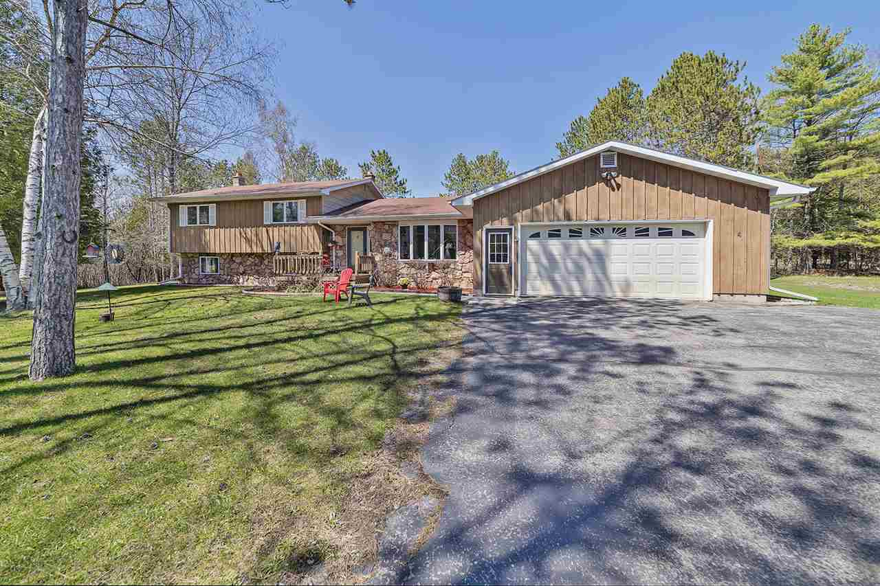View Single-Family Home For Sale at W6288 2.5 RD, Menomonie, MI