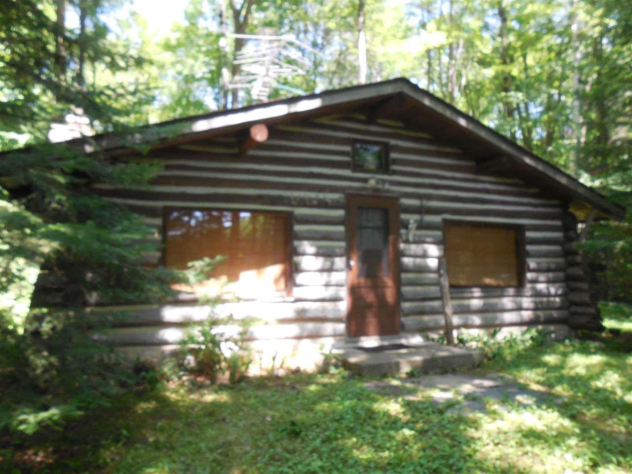 View Single-Family Home For Sale at N5988 RIVERVIEW ROAD, Porterfield, WI