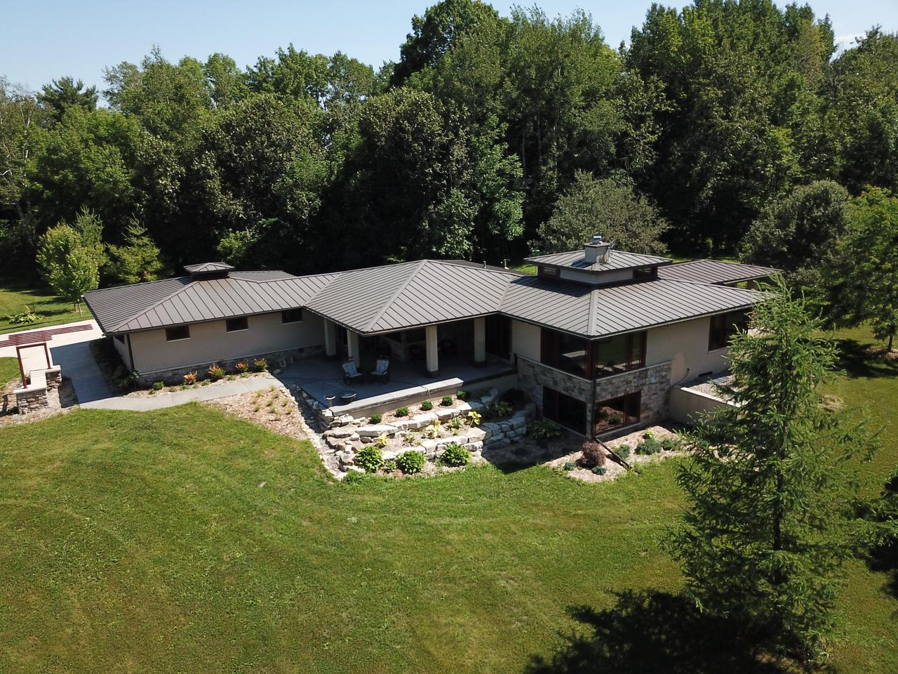 View Single-Family Home For Sale at 13010 Zander Rd., Maribel, WI
